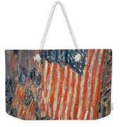 Flags On The Waldorf Weekender Tote Bag