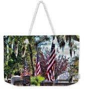 Flags That Stand Weekender Tote Bag