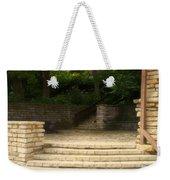 Flagstone Patio Weekender Tote Bag