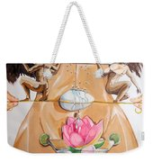 Flamenco Of Fertility  Weekender Tote Bag