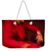 Flamenco Series 1 Weekender Tote Bag by Catherine Sobredo