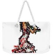 Flamenco Series #12 Weekender Tote Bag