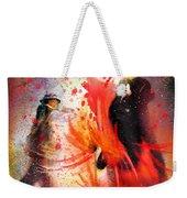 Flamencoscape 07 Weekender Tote Bag