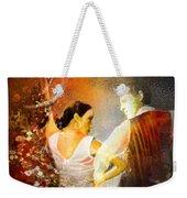 Flamencoscape 10 Weekender Tote Bag