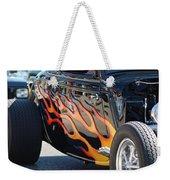 Flaming Classic Weekender Tote Bag