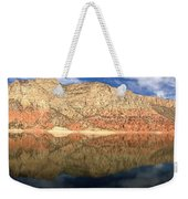 Flaming  Gorge Reflections Weekender Tote Bag
