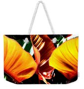 Flaming Plant Weekender Tote Bag