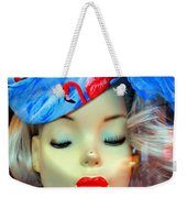 Flamingo Couture Weekender Tote Bag