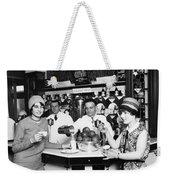 Flappers, 1928 Weekender Tote Bag