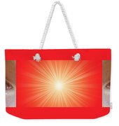 Flash 2 Weekender Tote Bag by Philip Ralley