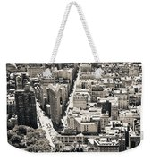 Flatiron Building - New York City Weekender Tote Bag