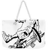 Flatlander Weekender Tote Bag