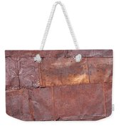 Flattened Tin Cans Weekender Tote Bag