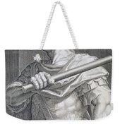Flavius Domitian Weekender Tote Bag by Titian