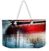 Red Boat Serenity Weekender Tote Bag