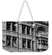 Fleet Street 1 Weekender Tote Bag