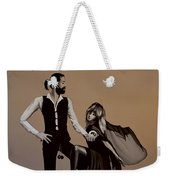 Fleetwood Mac Rumours Weekender Tote Bag by Paul Meijering