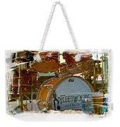 Fleetwood's Drums Weekender Tote Bag