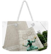 Flesh And Spirit Of Detroit Weekender Tote Bag