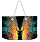 Flight Abstract Weekender Tote Bag