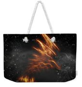 Flight Of The Eagle - Featured In Comfortable Art And Spect Artworks Notecard Possibilities  Weekender Tote Bag