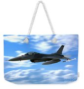 Flight Of The Falcon Weekender Tote Bag