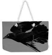 Flight Of The Raven Weekender Tote Bag