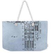 Flight Suit Patent Weekender Tote Bag