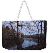 Flint River 4 Weekender Tote Bag
