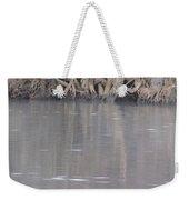 Flint River 6 Weekender Tote Bag