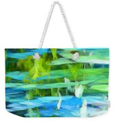 Float 4 Vertical Weekender Tote Bag