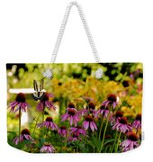 Float Like A Butterfly Weekender Tote Bag