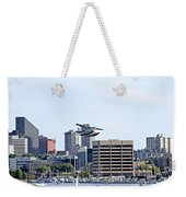 Float Plane Weekender Tote Bag