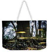 Floating Away On A Reflection Weekender Tote Bag