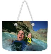 Floating Down The Little Colorado River Weekender Tote Bag