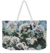 Floating Flower Fantasy Weekender Tote Bag