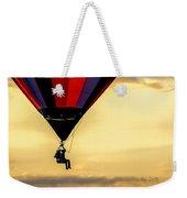 Floating Free  Weekender Tote Bag