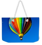 Floating Free In A Hot Air  Balloon Weekender Tote Bag