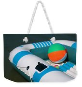 Floating Fun Weekender Tote Bag
