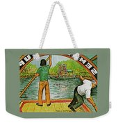 Floating Gardens Xochimilcho Mexico Weekender Tote Bag