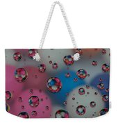Floating Gum Balls Weekender Tote Bag