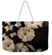 Floating Into The Dark Weekender Tote Bag by Marco Oliveira
