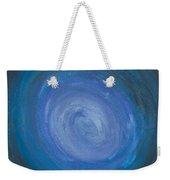 Floating Blues Weekender Tote Bag