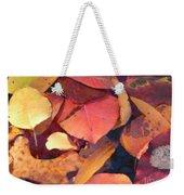 Floating Leaves Weekender Tote Bag