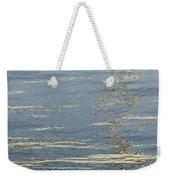 Floating On Blue 17 Weekender Tote Bag