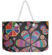 Floating Pebels Weekender Tote Bag