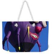 Floating Purple People Eater Weekender Tote Bag