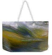 Floating River 2 Weekender Tote Bag