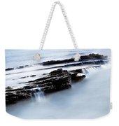 Floating Stone Weekender Tote Bag