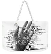 The Ripples Of The Culture Weekender Tote Bag